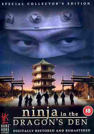 de ninjas