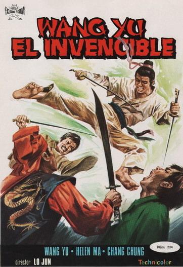 Wang Yu El Invencible (1972)