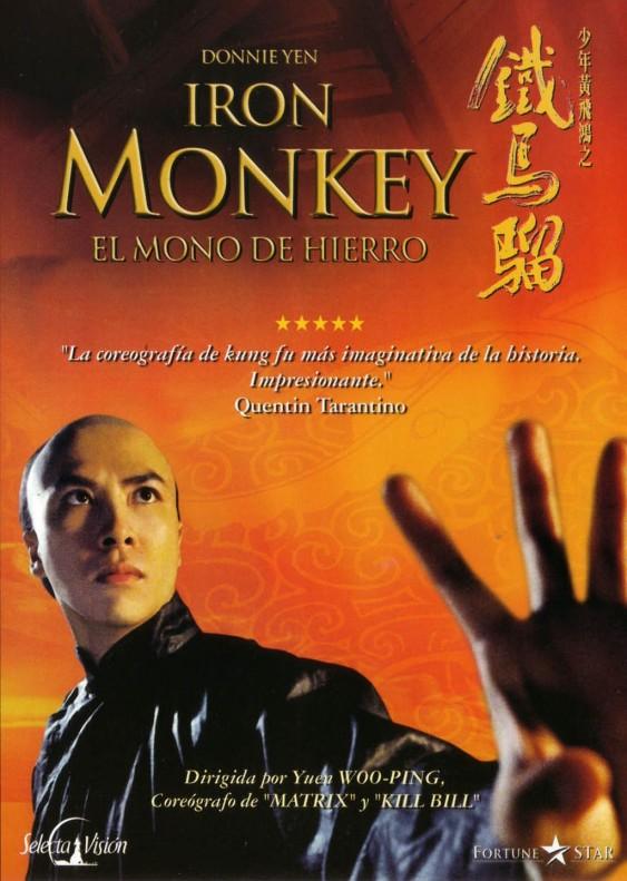 Iron_Monkey_El_Mono_De_Hierro-Caratula